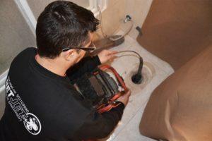 equipos de reparación tuberías